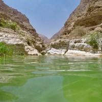 Wadi Shab, Oman ****