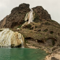 Wadi Darbat: Touristy wadi and a waterfall you cannot afford not to visit ***