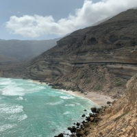 Amazing Fazayah beach and lookouts ****