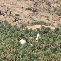 The hidden beauty of Fanja and Bidbid, Oman ***