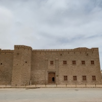 Mirbat Castle and marina, Dhofar, Oman