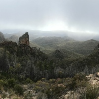 Warrumbungle NP, NSW, Australia ****