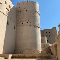Bahla Fort, Oman ***