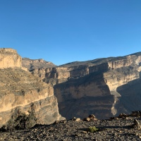 Balcony Walk, Jebel Shams, Oman ****