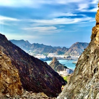 10 Great Hikes in Muscat, Oman (work in progress)
